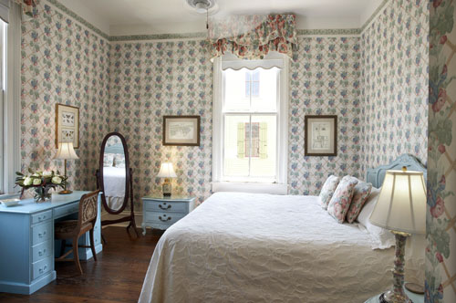 The Charlotte guest room at Maison Perrier Bed & Breakfast in New Orleans