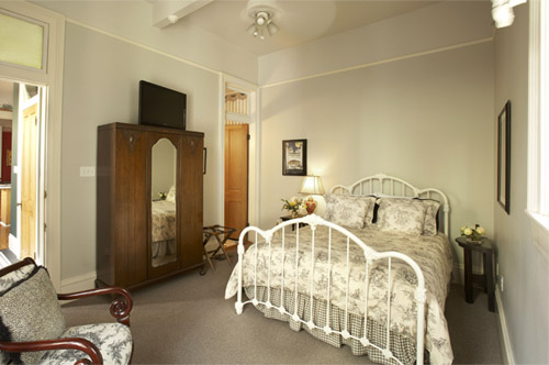 The Desiree guestroom at Maison Perrier Bed & Breakfast in New Orleans