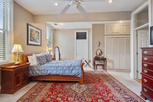 The Irene Suite at Maison Perrier Bed & Breakfast in New Orleans