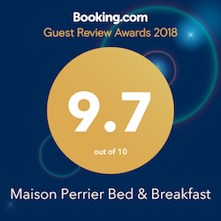 Booking.com Guest Review Award Winner